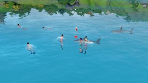 AHHH! Sharks