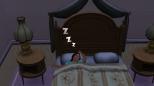 Bristol sleeping over